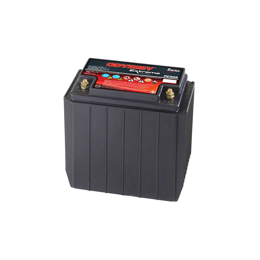 HIGH PERFORMANCE 12V BATTERY