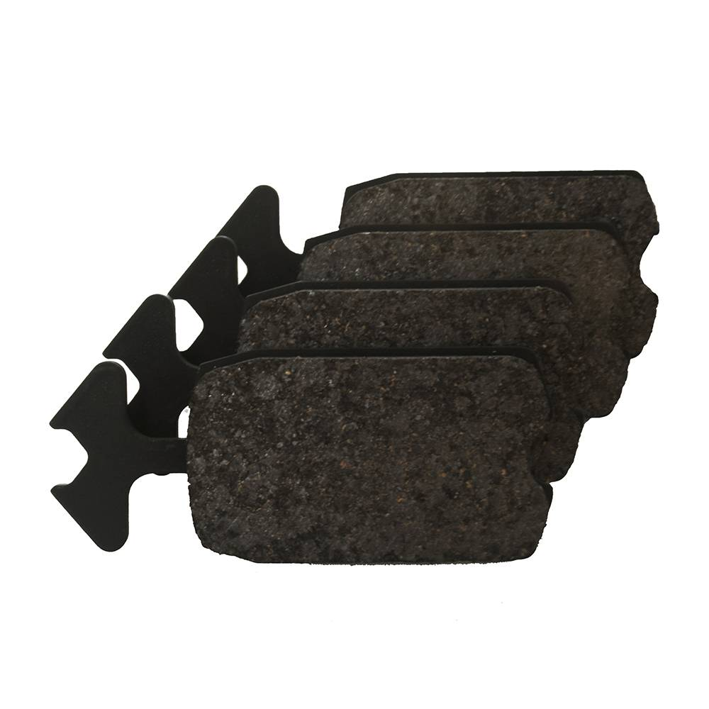 HIGH PERFORMANCE BRAKE PADS (4 PIECES)