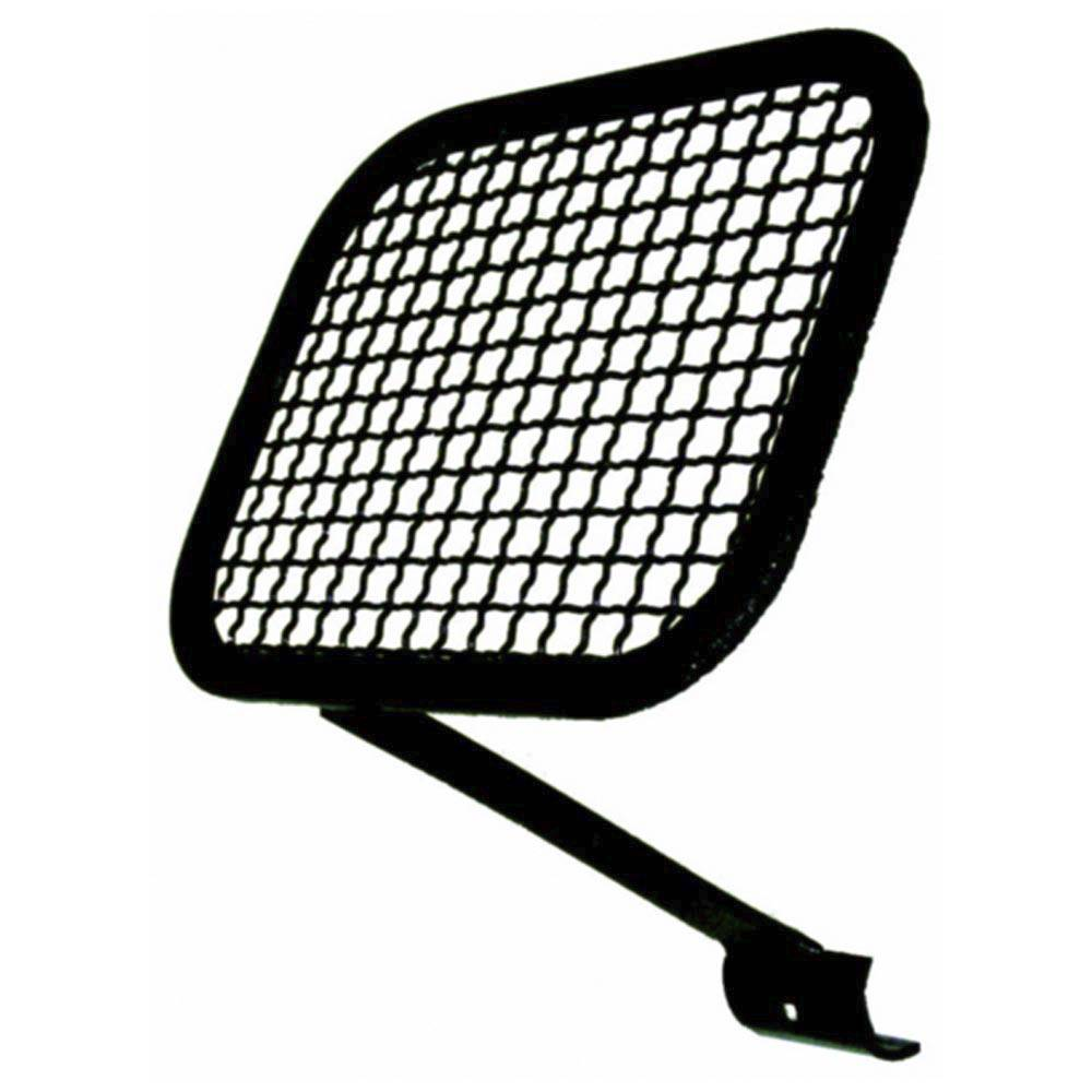 2CV FRONT HEADLAMP GRILLE (2 PIECES)
