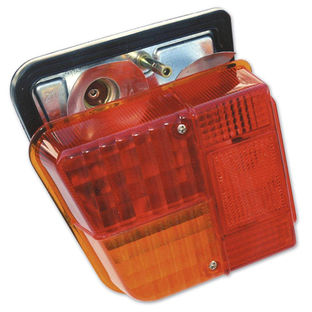 2CV ORIGINAL REAR LEFT LIGHT UNIT