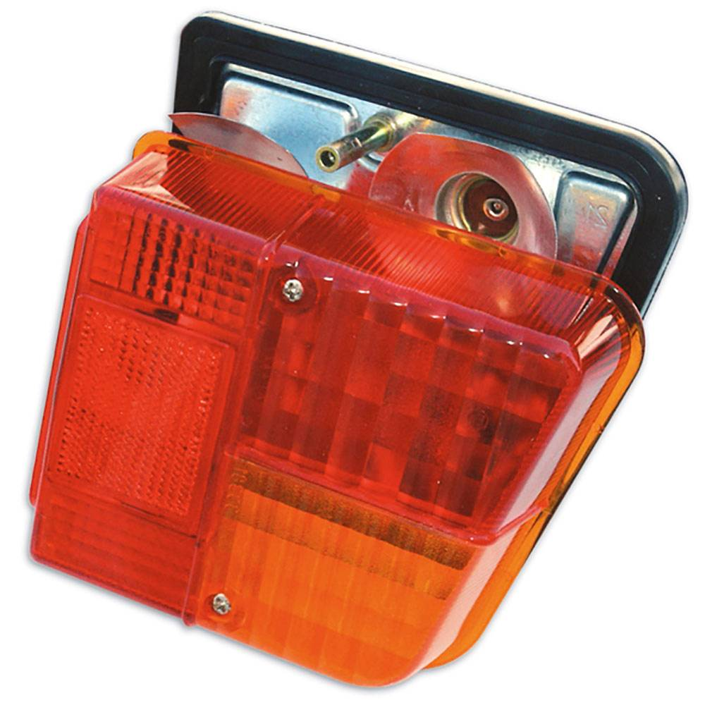 2CV ORIGINAL REAR RIGHT LIGHT UNIT