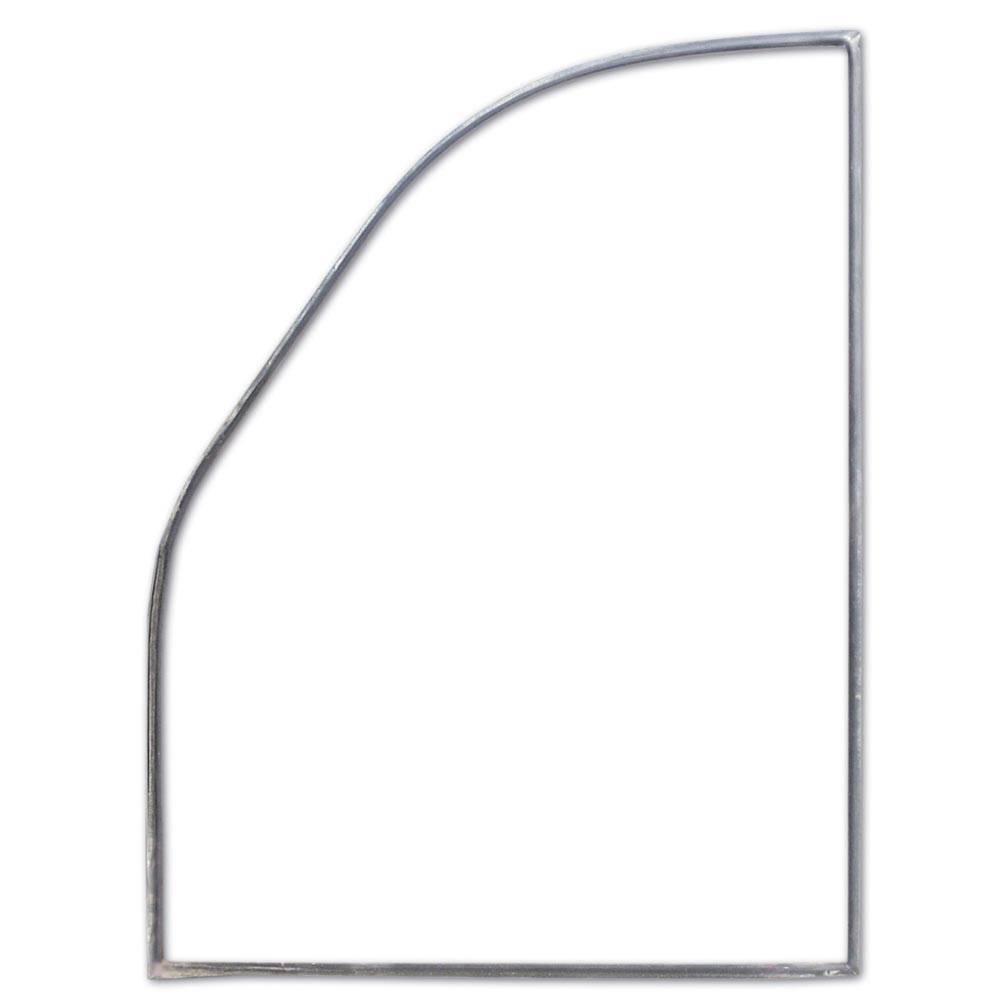2CV FRONT DOOR RUBBER RIGHT
