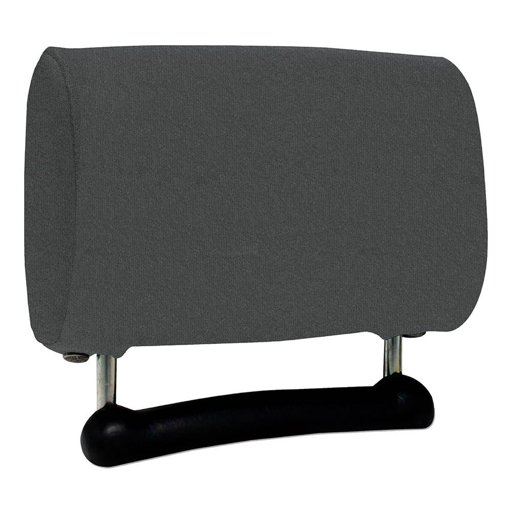 HEADREST COVER 2CV (CHARLESTON GREY FABRIC)