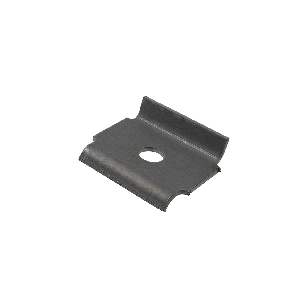 PLATE FOR RUBBER HANGER