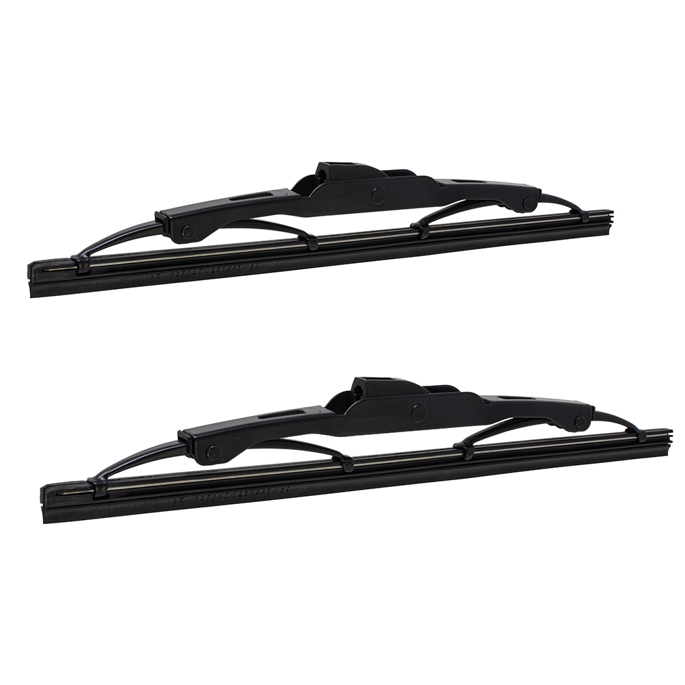 2CV WINDSCREEN WIPER BLADES (2 PIECES) – LENGTH 250 MM
