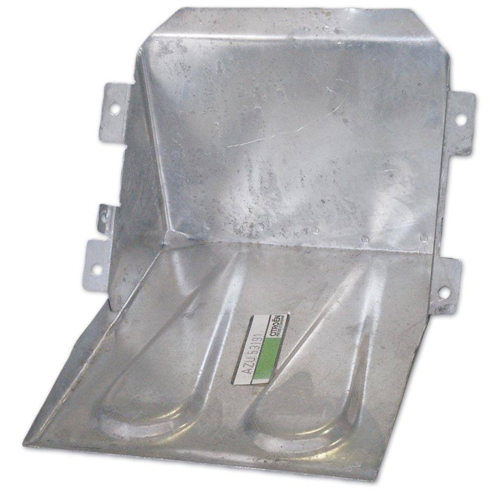 2CV BATTERY BRACKET – GALVANISED